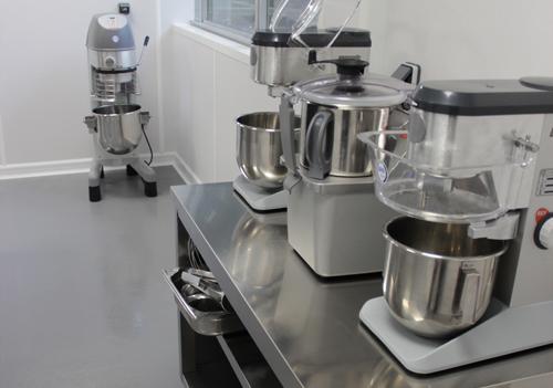 Robots de préparation