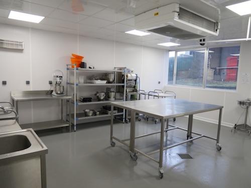La cuisine professionnelle partag e kitchen on demand - Location cuisine professionnelle ...
