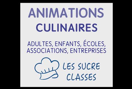 Les Sucres Classes - cours pâtisserie pour adultes et enfants en Essonne - anniversaires - EVJF
